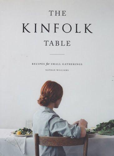 A Stylist's Life: Books... KInfolk Table