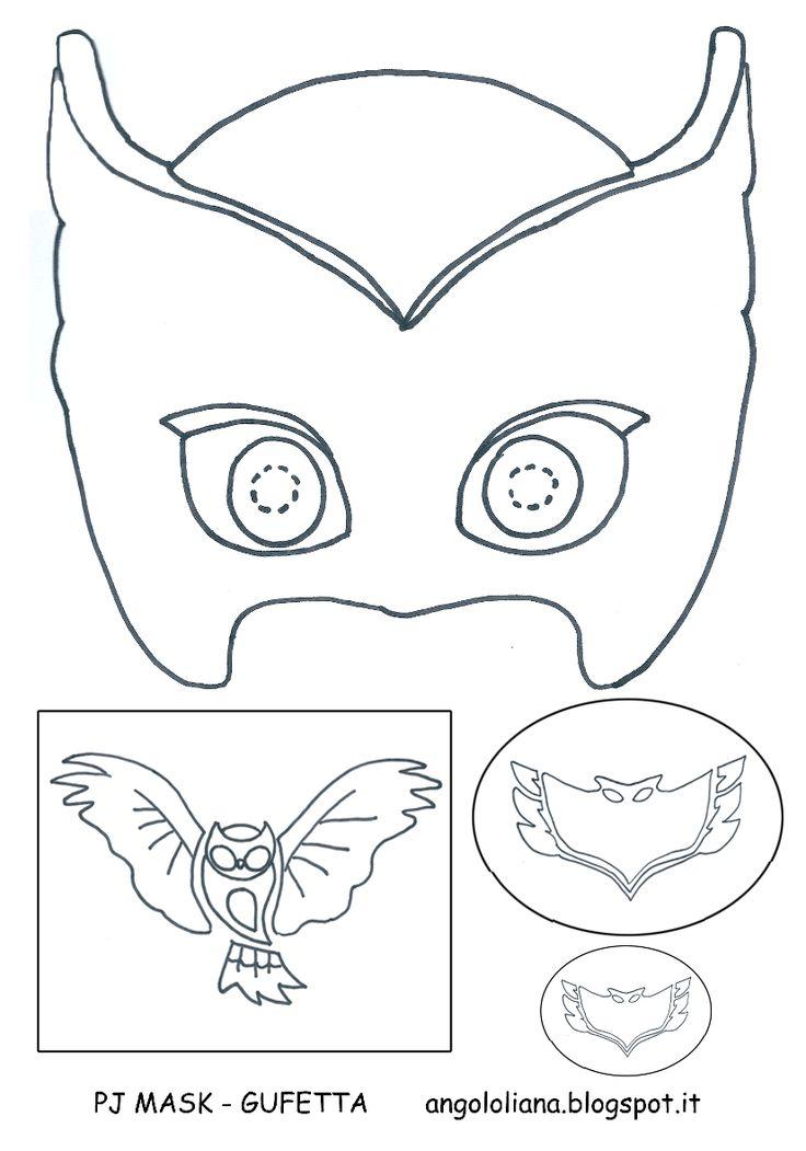 Oltre 25 idee originali per maschere di supereroi su for Maschere stampabili