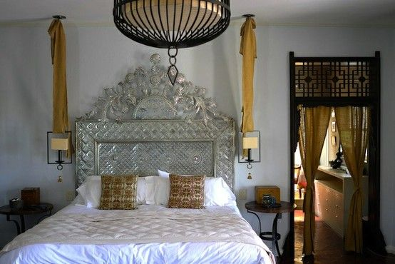 Cool Hanging Bedside Lamps