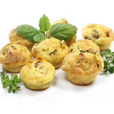 Le ricette di Cukò: TORTINI DI ZUCCHINE
