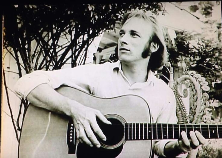 Stephen Stills: my favorite male singer/songwriter, one of the best guitarists of all time, and an all-around musical genius.