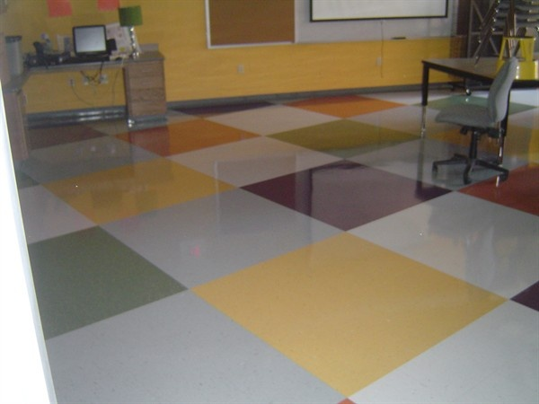 11 best images about flooring on pinterest ceramics for Classroom floor