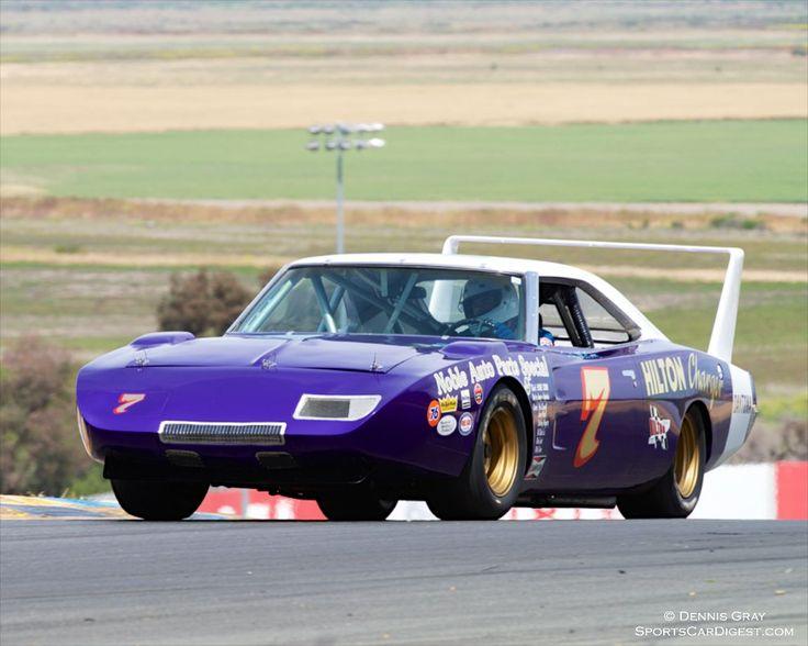 Doug Schultz's 1969 Dodge Daytona