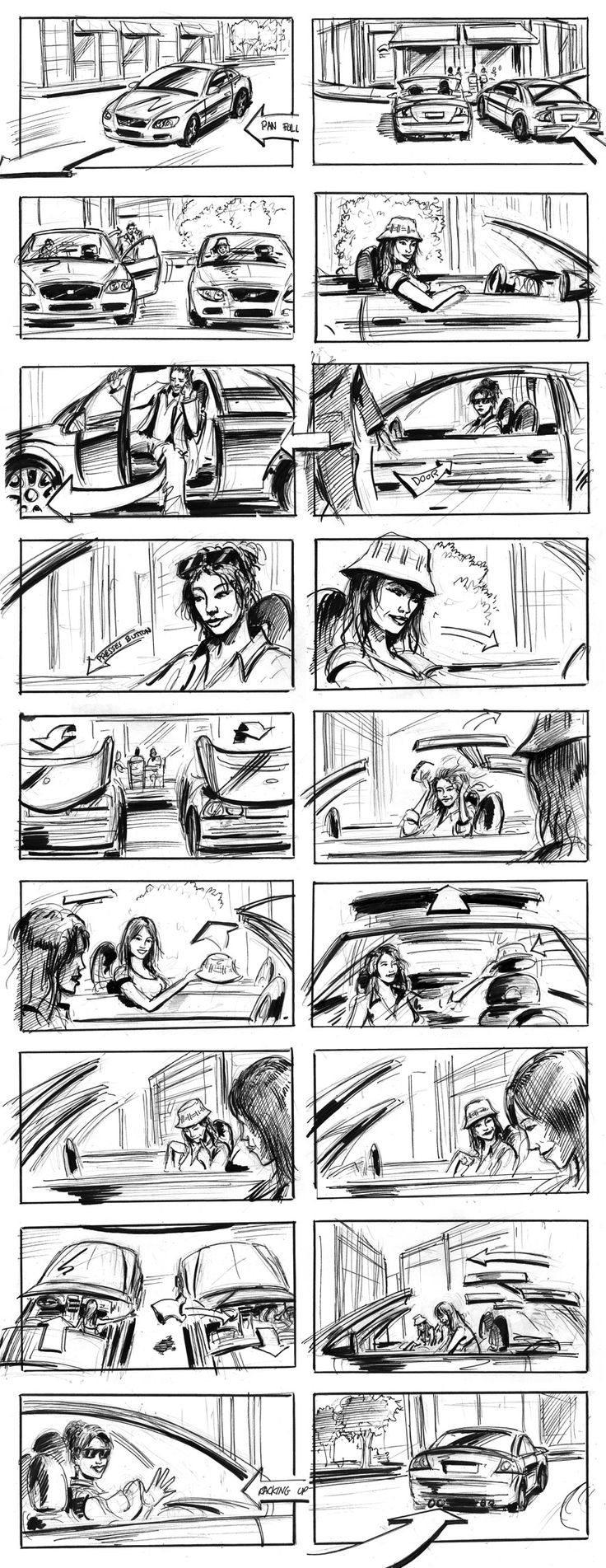 storyboards Crafting storyboards since 1999 navigation skip to content.