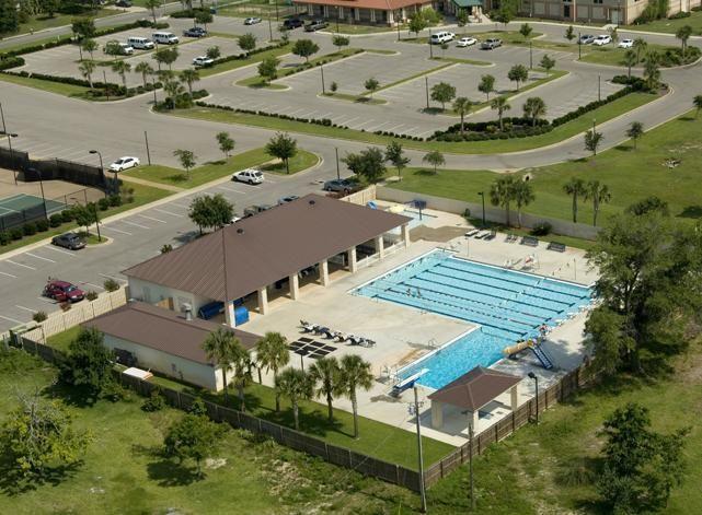 City of Orange Beach Parks & Recreation Department - Aquatics Center