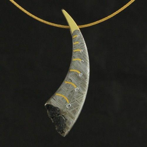 Josh Albee....meteorite and gold