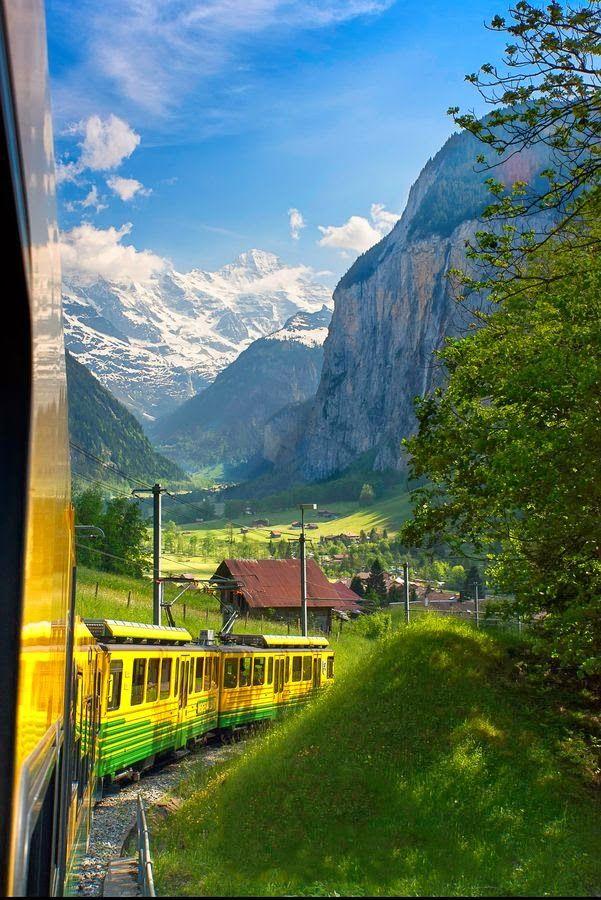Lauterbrunnen, Switzerland - Holiday$pots4u