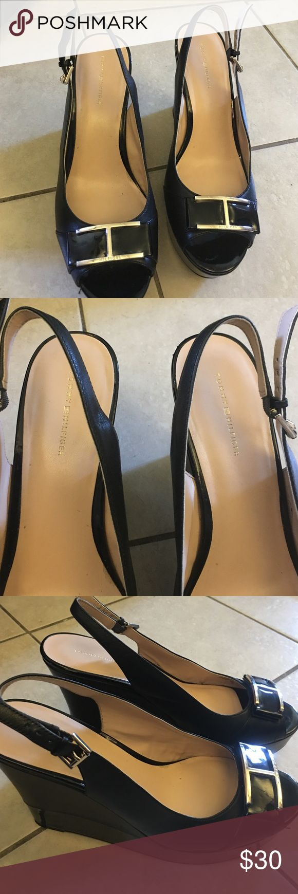 Heels from Tommy Hilfiger In good conditions Tommy Hilfiger Shoes Heels