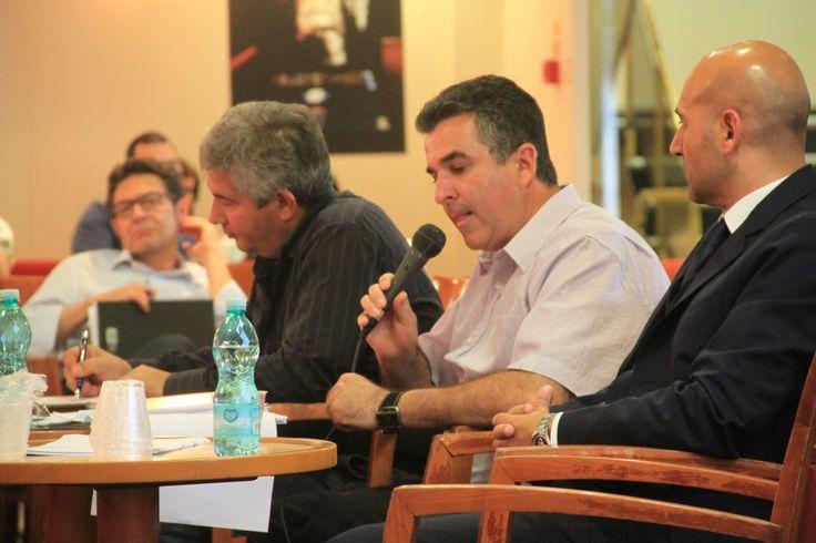 inaugurazione Stagione 2014 GoinSardinia - la Compagnia di navigazione da e per la Sardegna creata dai sardi (intervento del Presidente Gian Paolo Scanu)