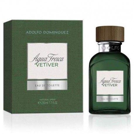 Nuevo perfume para hombre Adolfo Dominguez Agua Fresca Vetiver de #adolfodominguez  https://perfumesana.com/adolfo-dominguez-marca/2414-adolfo-dominguez-agua-fresca-vetiver-edt-230-ml-spray-8410190615014.html