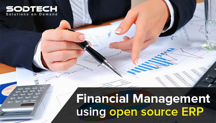 SODTECH brings to you open source ERP solution using iDempiere, which helps to manage and control on financial activities of a company/industry.