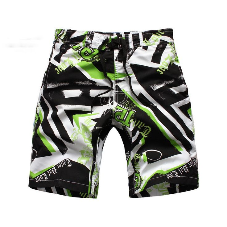 2016 New Big Boys Quick Dry Shorts Brand Camo Surf Trench Adjustable Breathable