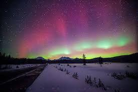 Il Mondo delle Meraviglie: Aurora Boreale