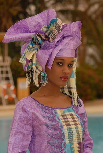 Bazin Boubou | Quoi de 9 Cécile ?: Boubou or not boubou (that is the fashion)