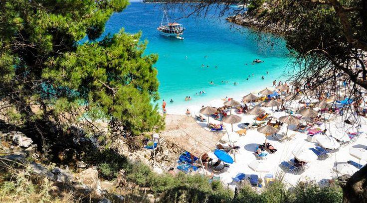 Ελληνικό καλοκαίρι #checkin #trivago #thassos