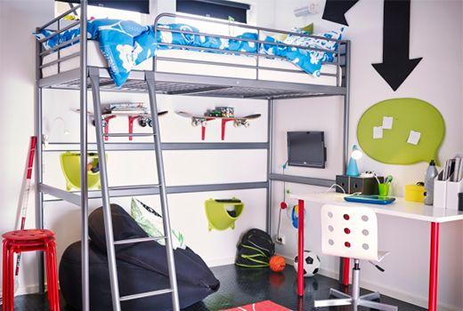 Łóżka dla dzieci 8 - 12 lat