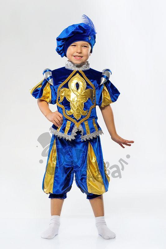 Какие можно костюмы для мальчиков на новый год