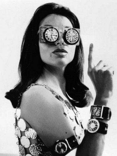 1960 Watch Fashion
