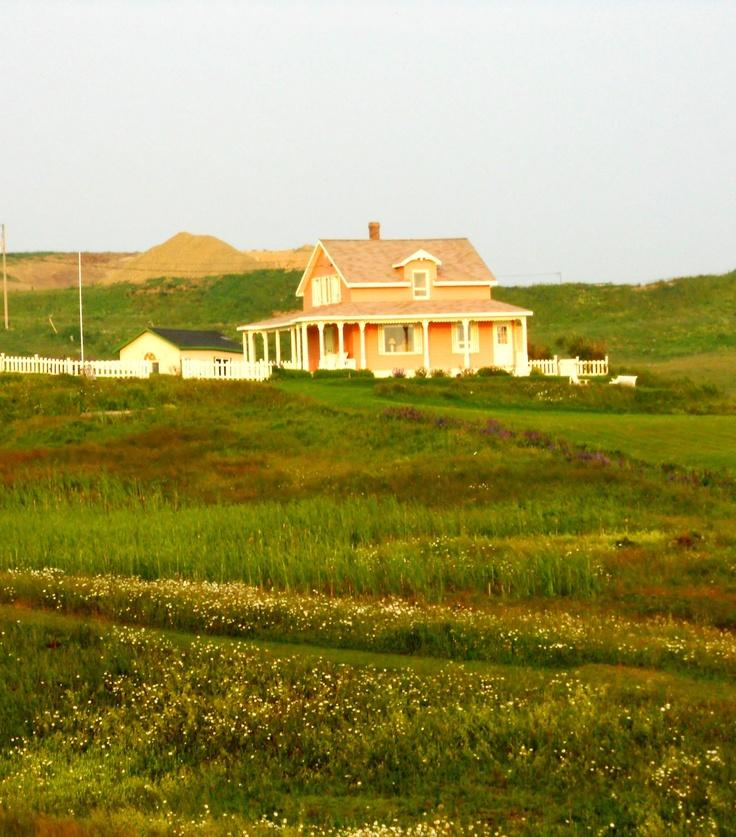 Evening, Cap aux Meules, les iles de la Madeleine