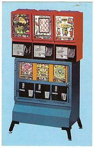 victor 77 gumball machine