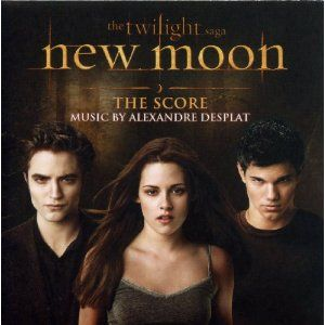 Twilight New Moon Soundtrack by Alexander Desplat