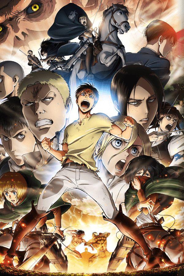 Shingeki No Kyojin Saison 3 Episode 22 Streaming : shingeki, kyojin, saison, episode, streaming, Reasons, Watch:, Shingeki, Kyojin, Attack, Titan, Season,, Season