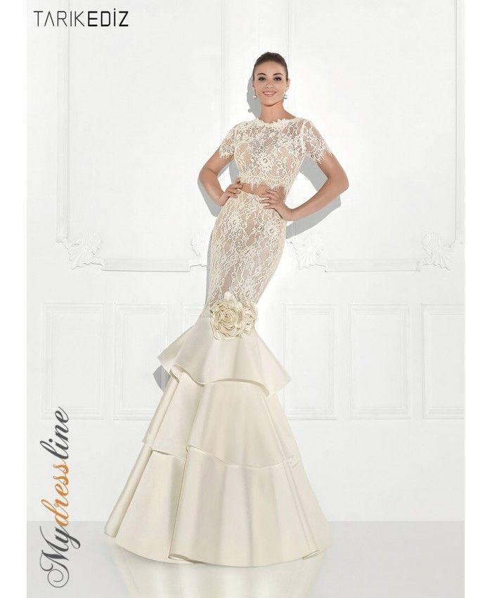 Tarik ediz evening dress 92092 tarik