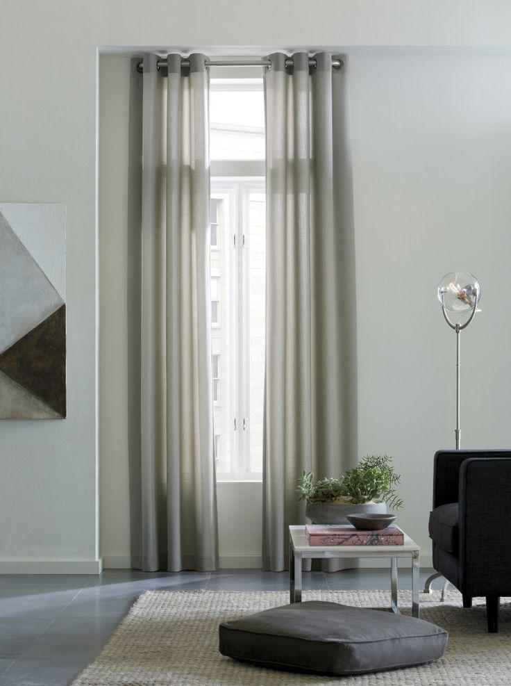 "Studio arista 50x84"" grommet-top panel curtains"