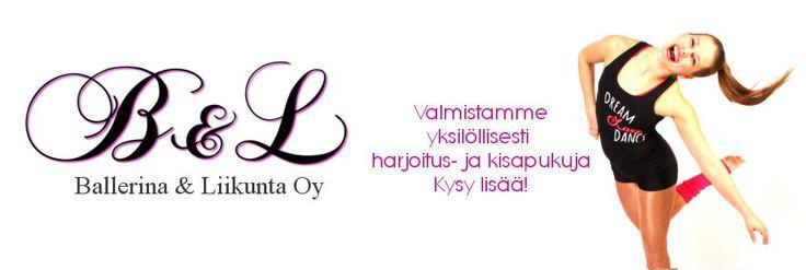 Ballerina & Liikunta Oy – Tervetuloa! #liikunta #ballerina #tampere #rakastampere