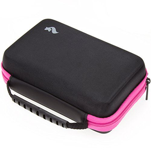 BRENDO Carrying Case for New Nintendo 2DS XL and 3DS XL with Large Stylus Fits Wall Charger 24 Game Cartridge Case Holder  PINK/BLACK  BRENDO Carrying Case for New Nintendo 2DS XL and 3DS XL with Large Stylus Fits Wall Charger 24 Game Cartridge Case Holder  PINK/BLACK  BUY NOW  $14.99    Get the best Nintendo 2DS XL case from a top Nintendo console case manufacturer  BRENDO/ButterFox  We are a specialist in Nintendo console cases 2DS 2DS XL 3DS 3DS Xl and Switch. We know our customers well…
