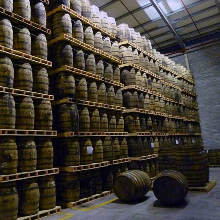 Jameson Irish Whiskey Distillery - Cool Hunting