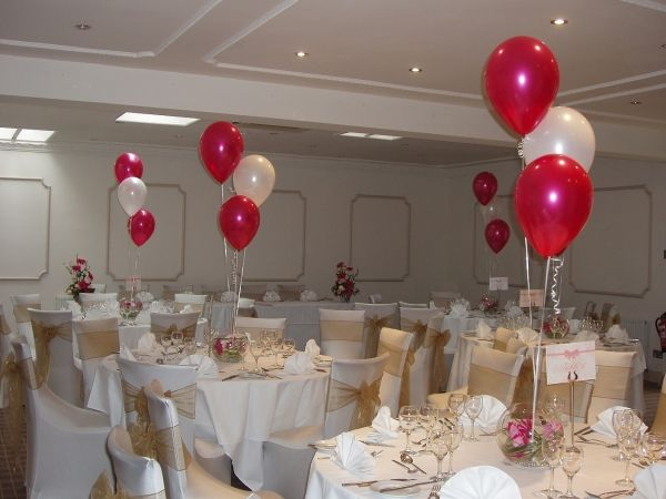 1000 ideas about wedding balloon decorations on pinterest for Balloon decoration for wedding malaysia