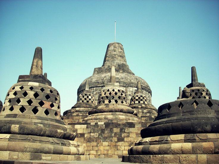 Borobudur Temple, Yogyakarta Indonesia