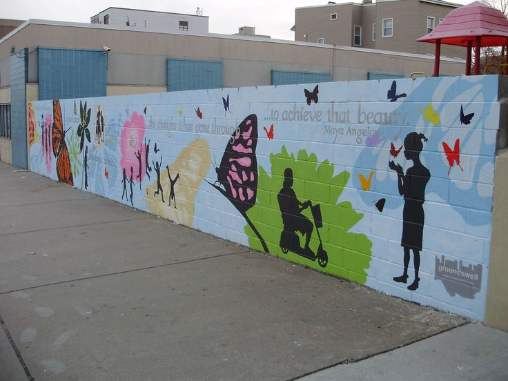 21 best images about community murals on pinterest