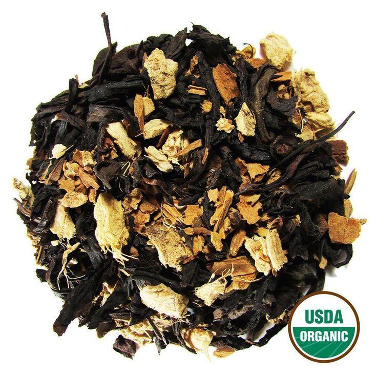 Organic Skinny Natural Tea | Herbal Weight Loss | 2oz Tin – Full Leaf Tea Company