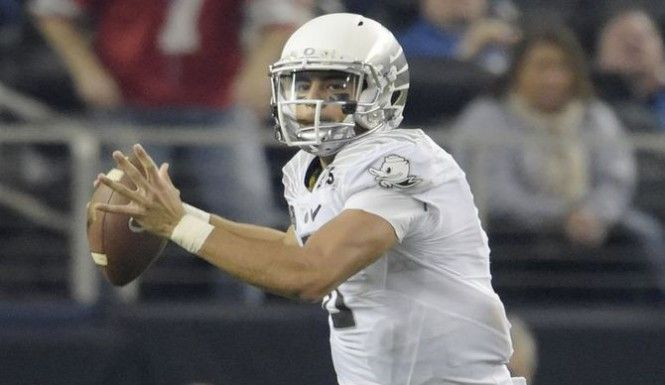 NFL Rumors: As Many As Seven Teams Could Trade Up To Draft Marcus Mariota – Which Of These Have The Best Shot?