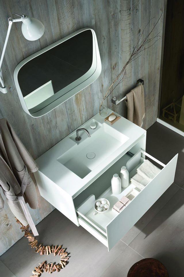 #Corian #Bathroomdesign