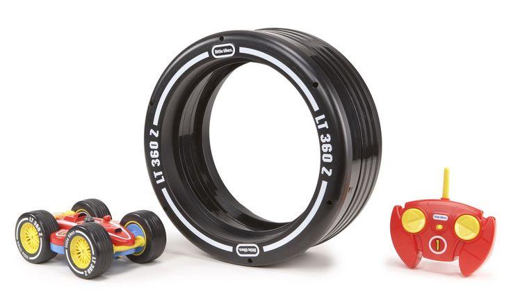 Little Tikes RC Tire Twister Remote Control Car
