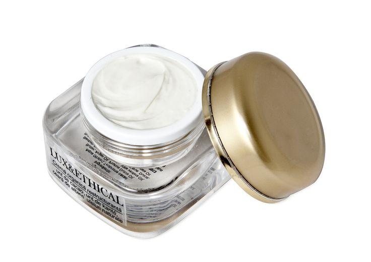 Crema integral organica antirid, regeneranta pentru ingrijirea tenului uscat, ten normal, ten matur,protecție solara,anti metale grele, antiradicali liberi,