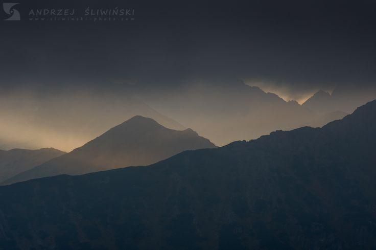 Mysterious mountains #Tatry #Poland #Carpathians