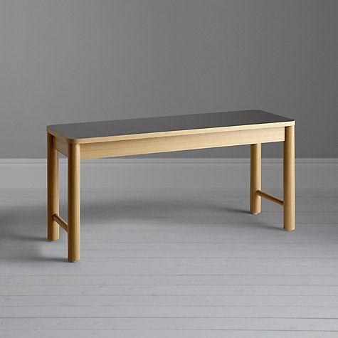 Buy John Lewis Peyton 3-Seater Dining Bench Online at johnlewis.com