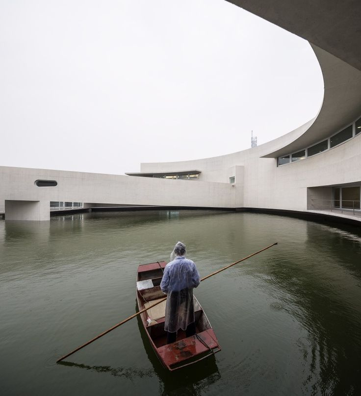 The Building on the Water / Álvaro Siza + Carlos Castanheira