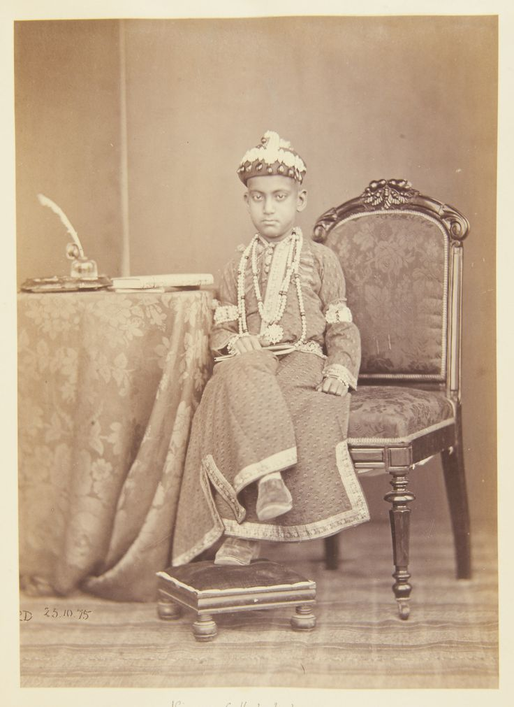 The Royal Collection: The Nizam of Hyderabad (1869-1911)