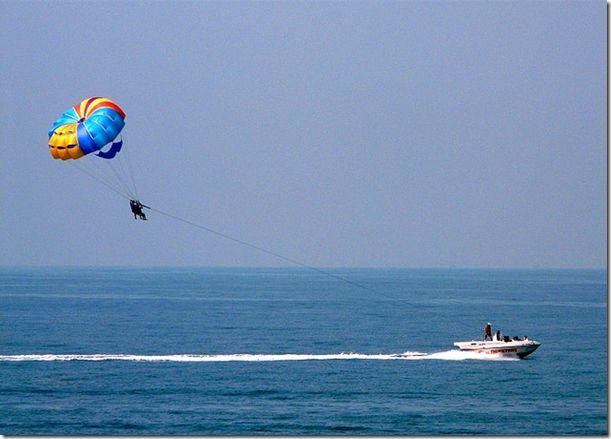 Goa Parasailing