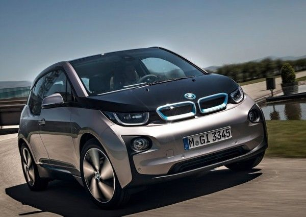 2014 BMW i3 Silver View 600x425 2014 BMW i3 Review Details