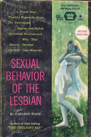 Lesbian Sexual Behavior 39