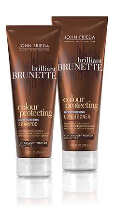 4BG Brilliant Brunette® Dark Chocolate Brown - Precision foam permanent colour shades | John Frieda®