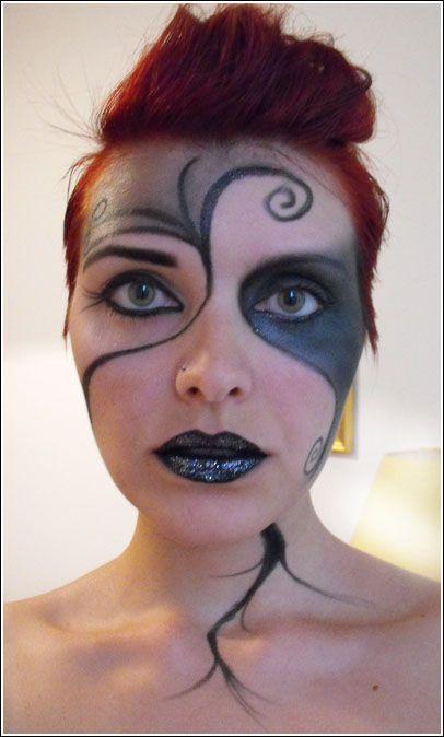25+ best ideas about Dark fairy makeup on Pinterest Dark - Dark Halloween Makeup Ideas