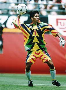 Jorge Campos. Hero.
