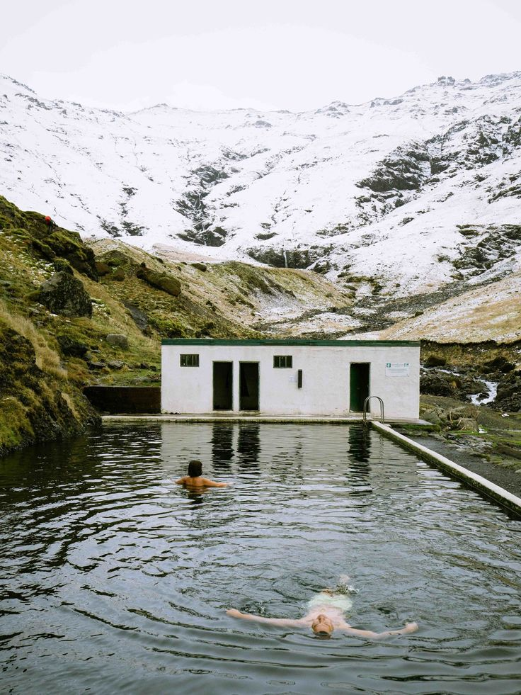 Things to do in Iceland • Seljavallalaug